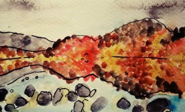 302- Autumn reflections Lake District