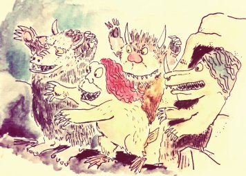 336- Where the Wild things Are copy