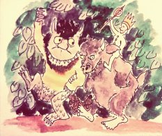 337- Where the Wild things are copy