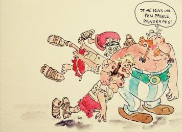 351- Asterix and Obelix