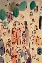 308a- Hong Kong abstract once more
