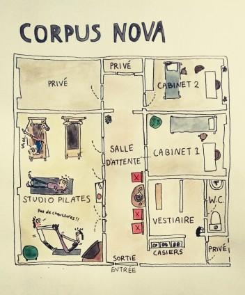 Corpus Nova Map