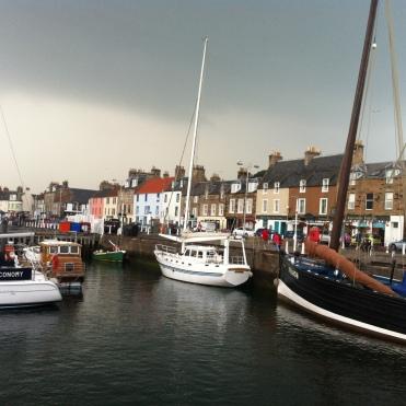 Scottish Harbour