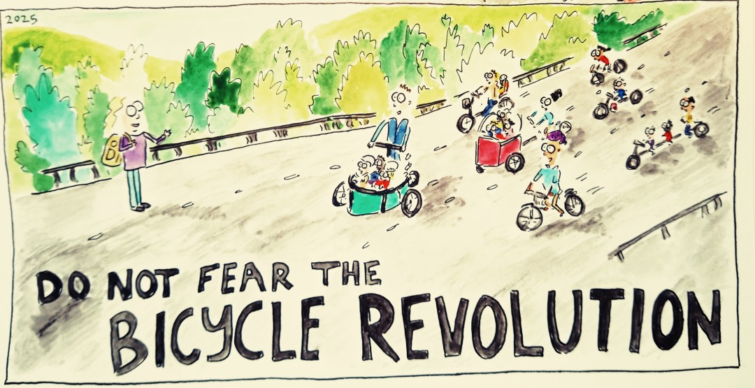 Bicycle revolution part 2