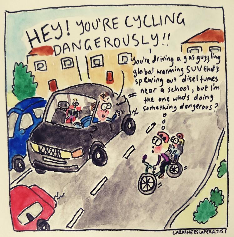 Ecolo Cycling