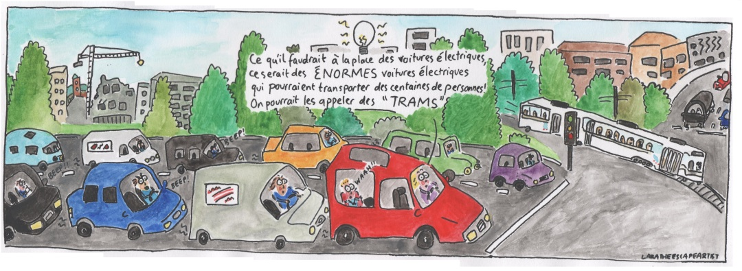 Electric cars French